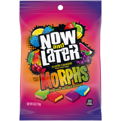 Now and Later Morphs, 6oz