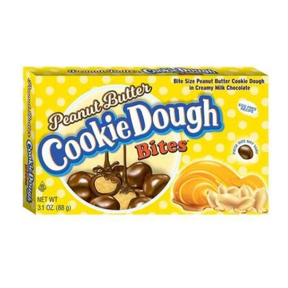 Peanut Butter Cookie Dough Bites, 3.1oz Theater Box