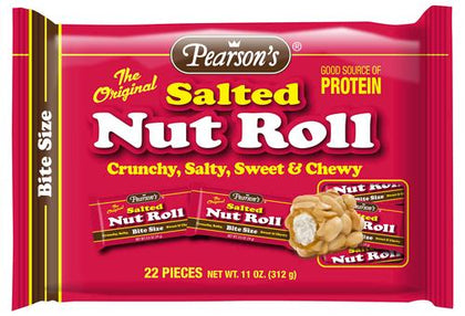 Pearson's Salted Nut Roll, 11 Oz