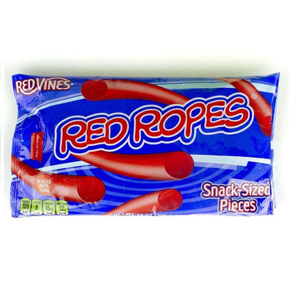 Red Vines Red Ropes Licorice Candy, 14oz