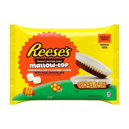 Reese's Mallow-top Peanut Butter Cups, 9.6oz