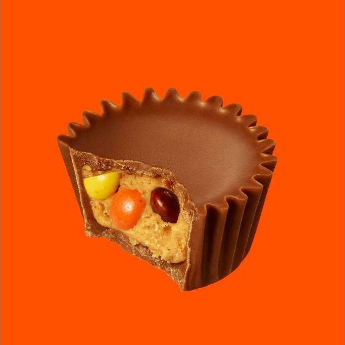 Reese's Mini Peanut Butter Cups with Pieces, Share Size, 10.2oz