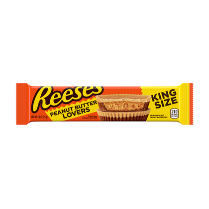 Reese's Peanut Butter Lovers Cups, King Size, 2.8 oz