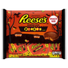 Reese's Pieces Halloween Snack Size Peanut Butter Cups, 9.6oz