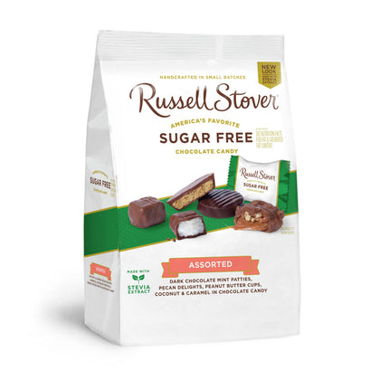 Russell Stover Sugar Free Assortment with Stevia, 17.75 oz