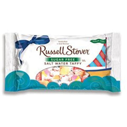 Russell Stover Sugar Free Salt Water Taffy Assortment, 10oz