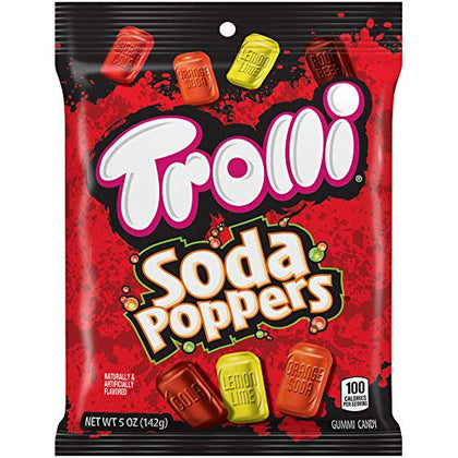 Trolli Soda Poppers, 5oz