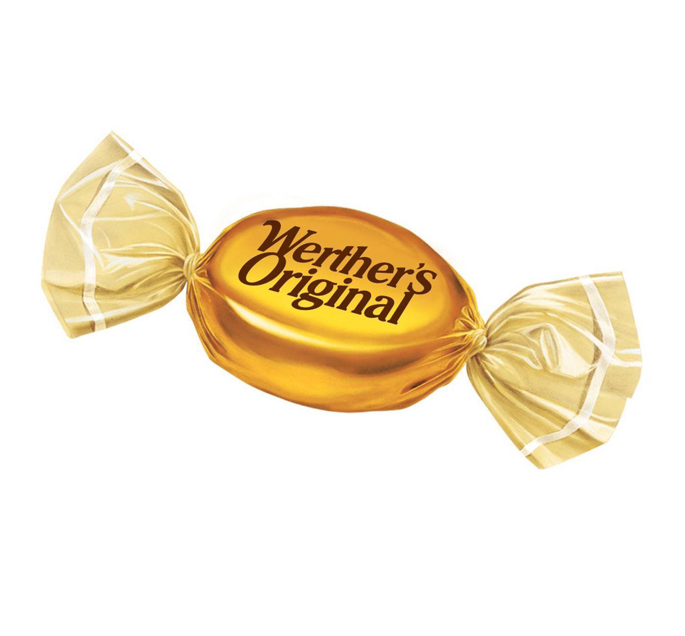 Werther's Original Caramel Hard Candies, 2.65 oz