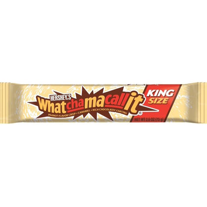 Whatchamacallit, King Size, 2.6oz