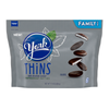 York Thins, Dark Chocolate Peppermint Patties, Family Pack, 11.8oz