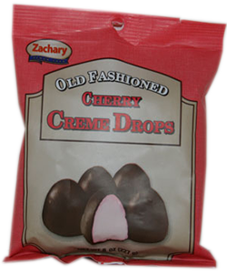 Zachary Old Fashioned Cherry Creme Drops, 8oz