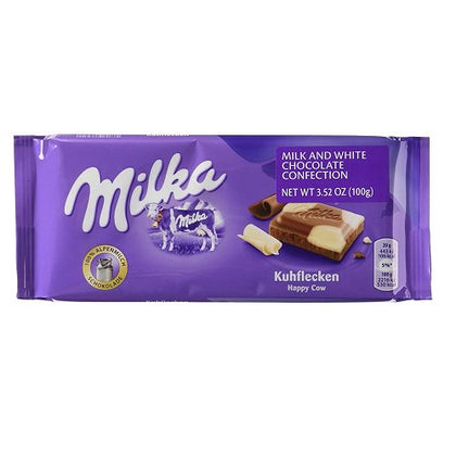 Milka Cow Spots, 3.5oz (Product of Germany)