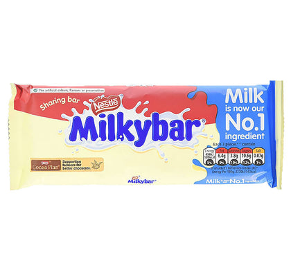 Nestle Milkybar, 3.52oz (Product of England)