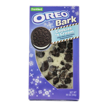 Oreo Bark, Cookies 'n Cream by Frankford, 2.5oz