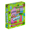 Nerds Tangy Christmas Candy Canes, 5.3oz