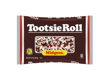 Tootsie Roll Midgees, 12oz Bag