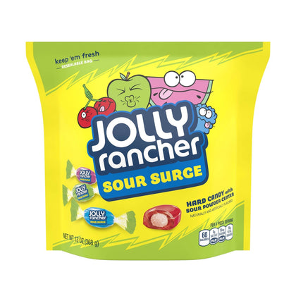 Jolly Rancher Sour Surge, 13oz Bag