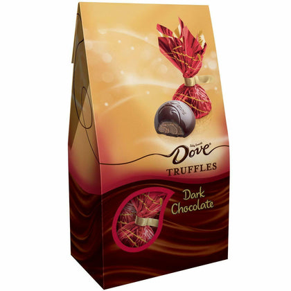 Dove Truffles, Silky Smooth Dark Chocolate Truffles, 5.31oz