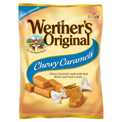 Werther's Original Chewy Caramels, 5oz