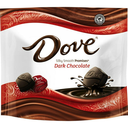 Dove Promises Dark Chocolate Candies, 8.46 oz