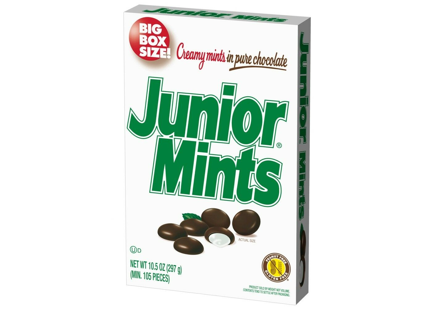 Junior Mints, Big Box, 10.5oz