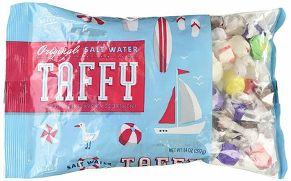 Sweet's Candy Original Salt Water Taffy Assortment, 14oz