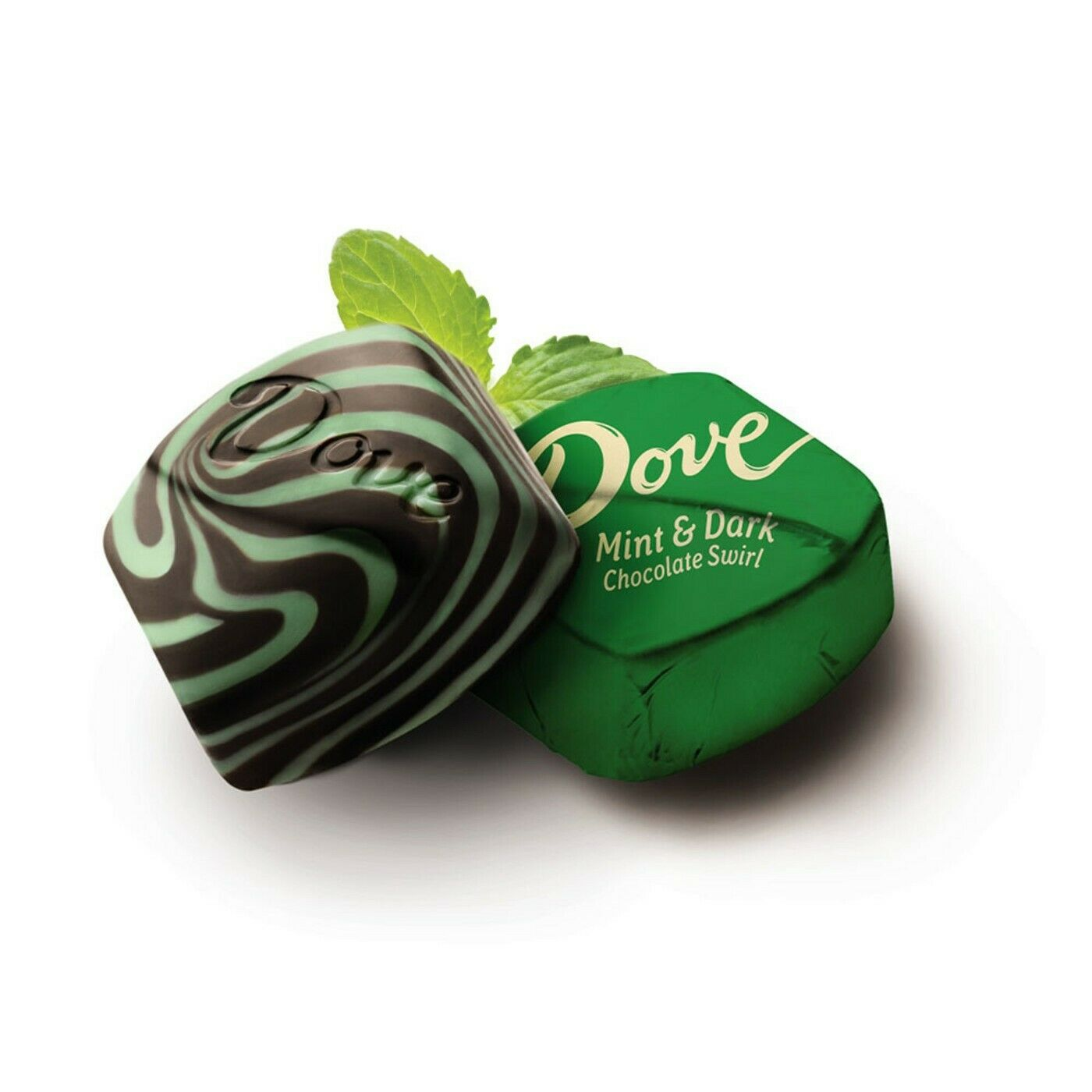 Dove Promises Dark Chocolate & Mint Swirl Candies, 7.6oz