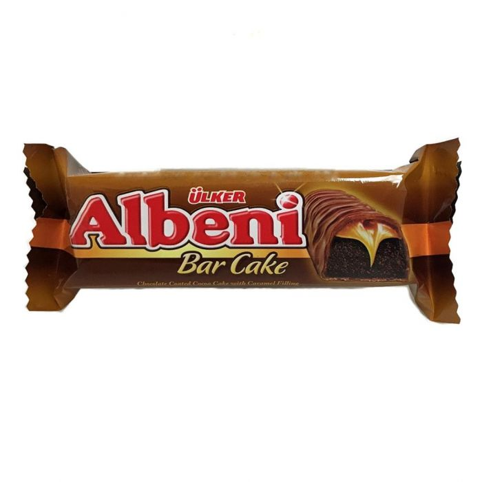 Ulker Albeni Bar Cake, 40g (Product of Turkey)
