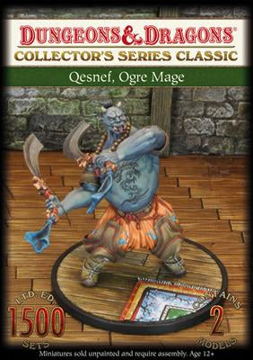 Dungeons and Dragons: Qesnef Ogre Mage