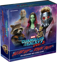 Guardians of the Galaxy Volume 2: Gear Up and Rock Out An Awesome Mix Card Game