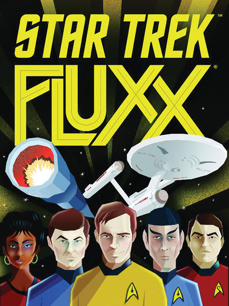Star Trek Fluxx (DISPLAY 6)