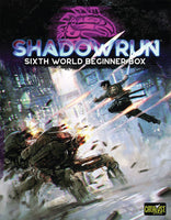 Shadowrun RPG: 6th Edition Beginner Box