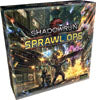Shadowrun RPG: Sprawl Ops Board Game