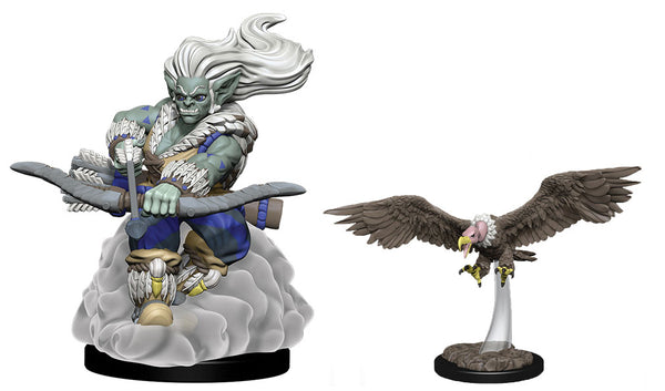 WizKids Wardlings: W4 Wind Orc & Vulture