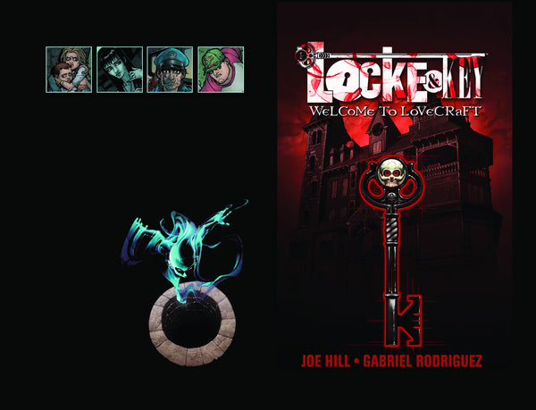 LOCKE & KEY TP VOL 01 WELCOME TO LOVECRAFT