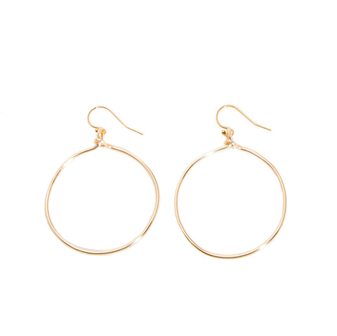 round hoops - large
