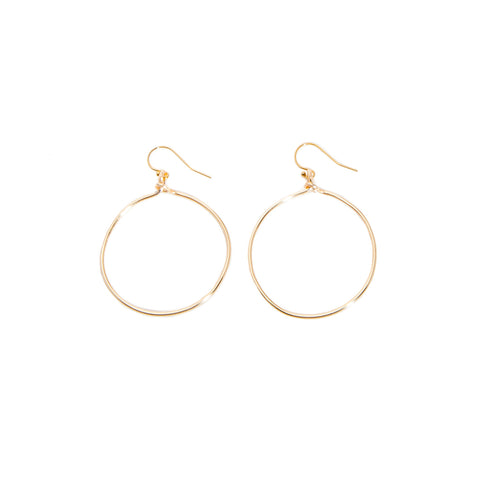 round hoops - small