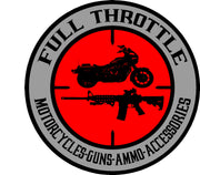 FULL THROTTLE MOTORCYCLE SHOP SALIDA GUNS CALIFORNIA MODESTO