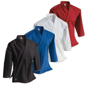Traditional Martial Arts Jacket (100% 8 oz Cotton)