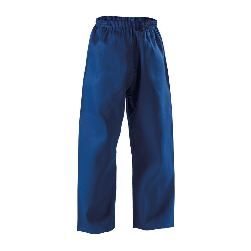 Student middleweight elastic waist pant (7oz)