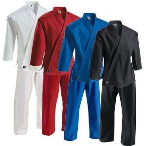 Martial Arts Uniform in Brushed Cotton