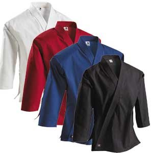 Super Middleweight Traditional Martial Arts Jacket (10oz brushed cotton)