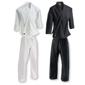 Heavyweight Martial Arts Uniform (Brushed Cotton 12 oz)