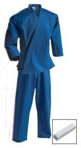 7.5oz Middleweight Student Uniform with Elastic Pant