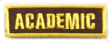 Academic Badge