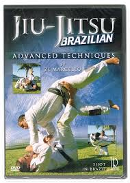 Brazilian Jiu Jitsu - Advanced Techniques DVD