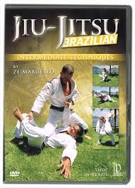 Brazilian Jiu Jitsu - Intermediate Techniques DVD