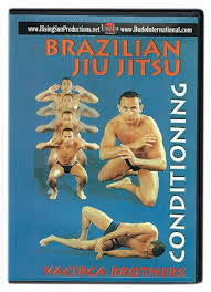 Brazilian Jiu Jitsu Conditioning DVD