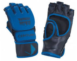 Cage Fitness Gloves Blue/Black