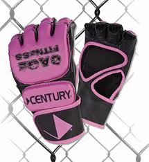 Cage Fitness Gloves Pink/Black